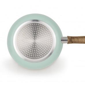 BRATmaxx Pfanne Retro 28 cm - Mint/Vanille