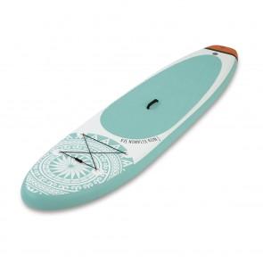 EASYmaxx Stand-Up Paddle-Board 2020 - 300 cm - weiß/blau