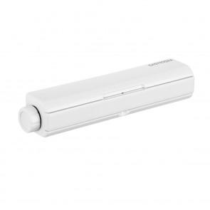 EASYmaxx ausziehbare Wäscheleine Comfort - Weiß