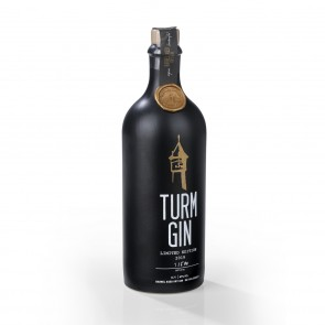 TURMGIN Limited Edition 2019 - Barrel Aged Dry Gin - 0,7 l / 47 %
