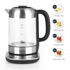 BEEM TEATIME II Tee- und Wasserkocher - 1,7 l