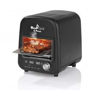 GOURMETmaxx Elektro-Oberhitzegrill Beef Maker - 1600 Watt