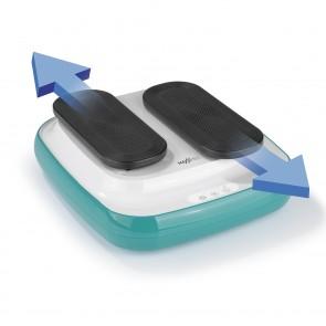 MAXXMEE Beintrainer - 5 Geschwindigkeitsstufen - türkis mit Fernbedienung