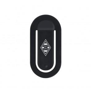 flapgrip Handyhalterung mit Borussia Mönchengladbach-Logo - Smartphone-Halterung - schwarz