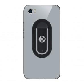 flapgrip Handyhalterung mit BVB-Logo - Smartphone-Halterung - schwarz