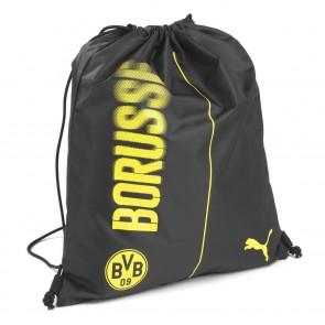 """BVB Turnbeutel """"Borusse"""" - gelb/schwarz - Fanartikel von Borussia Dortmund"""