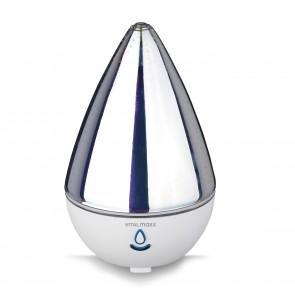 VITALmaxx Luftbefeuchter aus Glas - Farbwechsel oder Dauerleuchten