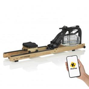 FitEngine Wasser-Rudergerät Smart