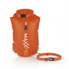 MAXXMEE Schwimmboje mit 10 l Trockenkammer - 37,5 x 72 cm - orange