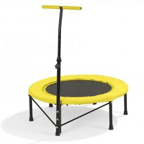 VITALmaxx Fitness-Trampolin in Gelb - Freisteller