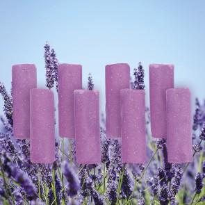 Abfluss-Fee Waschbecken 8x Duftstein Lavendel