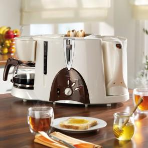 Dauer-Kaffeefilter für Frühstückscenter 3 in 1