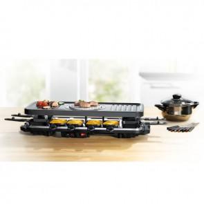 Holzspatel für gourmetmaxx Raclette- und Fondue Set