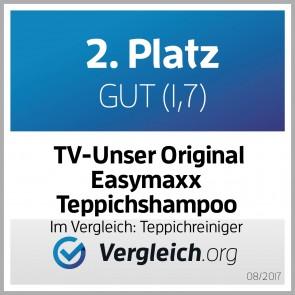 EASYmaxx Teppichshampoo, 2er Set